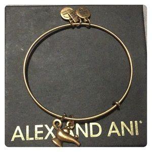 Jewelry - Gold Alex and ani genie lamp bracelet